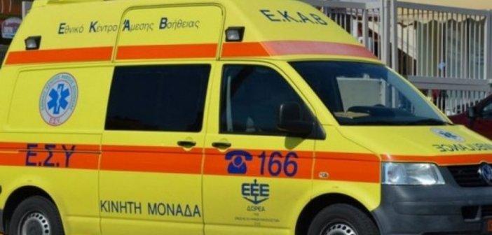 Μεσολόγγι: Στην ΜΕΘ μεταφέρθηκε το παιδί που τραυματίστηκε πέφτοντας από τον 3ο όροφο
