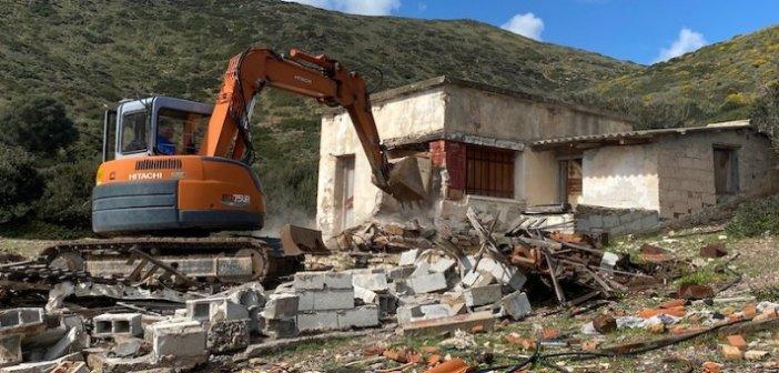 Κατεδαφίζονται 1.108 αυθαίρετα – 81 στην Αποκεντρωμένη Διοίκηση Δυτικής Ελλάδας & Ιονίου