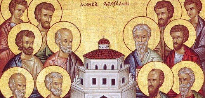 Ναύπακτος: Πρόγραμμα Ιερών Ακολουθιών στον Ι.Ν. Αγίων Αποστόλων