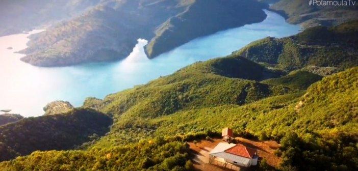 Το ξωκλήσι του Αη-Λια στην Ποταμούλα (VIDEO)
