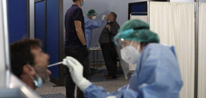 Κορονοϊός: Που εντοπίζονται τα νέα κρούσματα – Δέκα εισαγόμενα