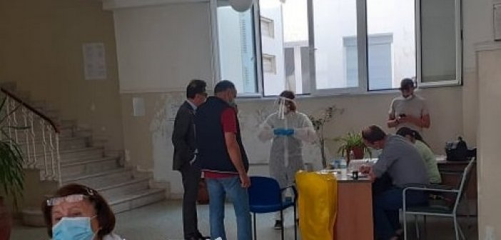 Με μέτρα ασφαλείας ξεκίνησαν τα Δικαστήρια στο Μεσολόγγι (ΔΕΙΤΕ ΦΩΤΟ)