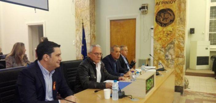 Κεκλεισμένων των θυρών συνεδριάζει τη Δευτέρα το Δημοτικό Συμβούλιο Αγρινίου