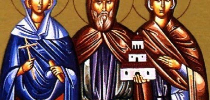 Όσιος Διονύσιος: Ο κτήτορας της Μονής Τιμίου Προδρόμου Αγίου Όρους