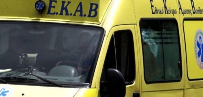 Ναυπακτία: Άνδρας βρέθηκε τραυματισμένος από όπλο στο σπίτι του