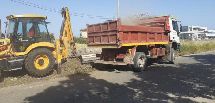 Αγρίνιο: Ξεκινά η κατασκευή κυκλικού κόμβου στη Νοτιοανατολική είσοδο – Διακοπή κυκλοφορίας στις οδούς Ηρακλείτου και Αρχιμήδη