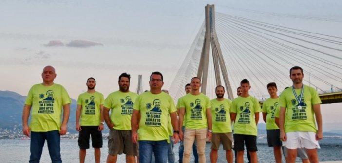 «Φαεθών γέφυρα»: Άνοδος κατηγορίας τιμή από τον δήμο Ναυπακτίας & κοινώνικό στίγμα (ΒΙΝΤΕΟ)