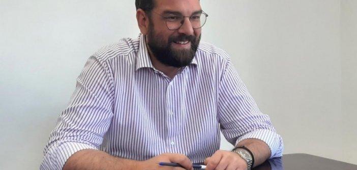 Συνάντηση Περιφερειάρχη Νεκτάριου Φαρμάκη με τον υφυπουργό Τουρισμού  Μάνο Κόνσολα