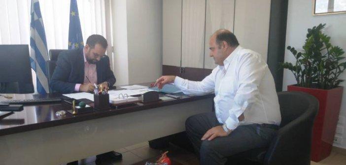 """Απολύσεις στον όμιλο """"Νηρέας"""" – Ψήφισμα στο Περιφερειακό Συμβούλιο – Συνάντηση Φαρμάκη με Φραγκούλη"""