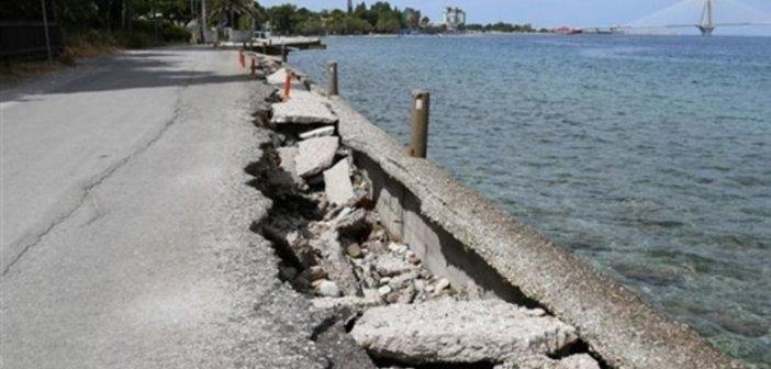 Άγιος Βασίλειος: Οι κάτοικοι ζητούν άμεσα πεζοδρόμηση της παραλιακής ή μονοδρόμησή της