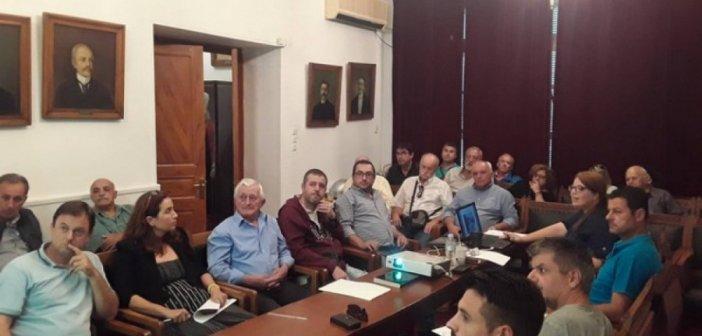 Πρόσκληση για συνεδρίαση του συμβουλίου κοινότητας Μεσολογγίου