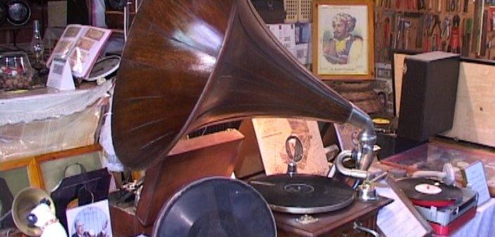 Το ιδιωτικό μουσείου του Νίκου Ράππου στην Κωνωπίνα (ΦΩΤΟ + VIDEO)