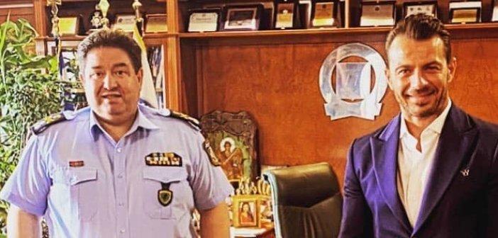Γιώργος Αγγελόπουλος: Γιατί συναντήθηκε με τον αρχηγό της Ελληνικής Αστυνομίας