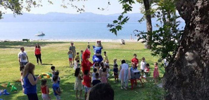 Με επιτυχία το αποχαιρετιστήριο πάρτι του Συλλόγου Γονέων και Κηδεμόνων Παιδικών Σταθμών Δήμου Αγρινίου (ΔΕΙΤΕ ΦΩΤΟ)