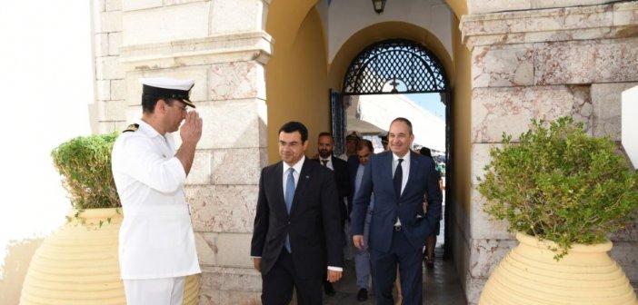 Πλακιωτάκης: Θέλουμε καλές σχέσεις με την Τουρκία αλλά με την προϋπόθεση ότι θα σεβαστεί το διεθνές δίκαιο