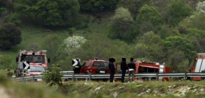Δυτική Ελλάδα: Εκτροπή οχήματος – Εγκλωβίστηκε άτομο
