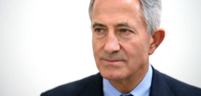 Κώστας Σπηλιόπουλος: Συλλυπητήριο μήνυμα για την απώλεια του Βασίλη Αντωνόπουλου
