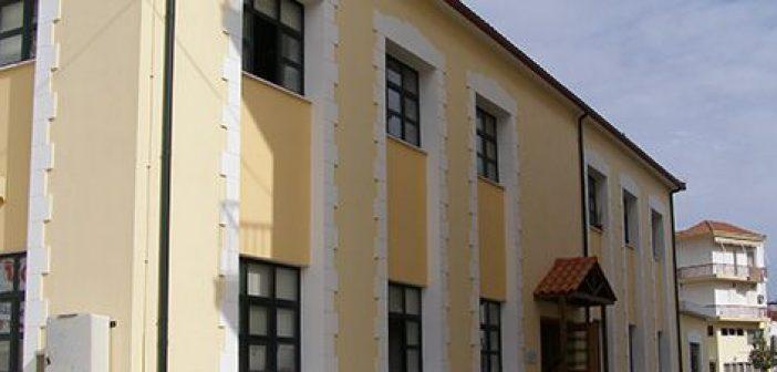 Γ. Καραμητσόπουλος: Ανάπλαση του περιβάλλοντος χώρου του ιστορικού κτηρίου του παλαιού «Ηλεκτρικού Εργοστασίου Φωτισμού» στο Αγρίνιο