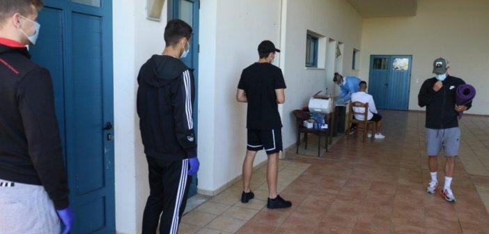 """Παναιτωλικός: """"Καθαρός"""" από κορονοϊό μετά το πέρασμα από την Ξάνθη"""