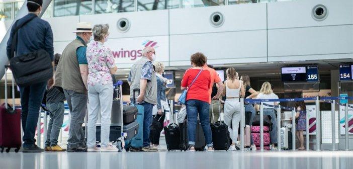 Άνοιγμα συνόρων: Η ΕΕ θέλει να μπλοκάρει τους τουρίστες από ΗΠΑ λόγω κρουσμάτων