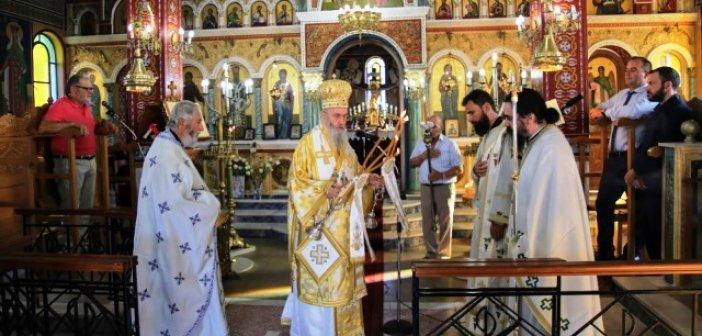 Ναυπακτία: Μήνυμα Ιερόθεου για τους ιερόσυλος που έκλεψαν το λείψανο του Αγίου Νεκταρίου (ΦΩΤΟ)