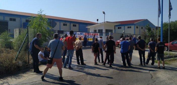 Το Εργατικό Κέντρο Αγρινίου για την απεργιακή συγκέντρωση στο «Νηρέα» (ΦΩΤΟ)