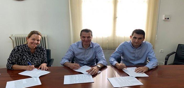 Ένωση Αγρινίου: «Έπεσαν» οι υπογραφές για τα νέα φωτοβολταϊκά