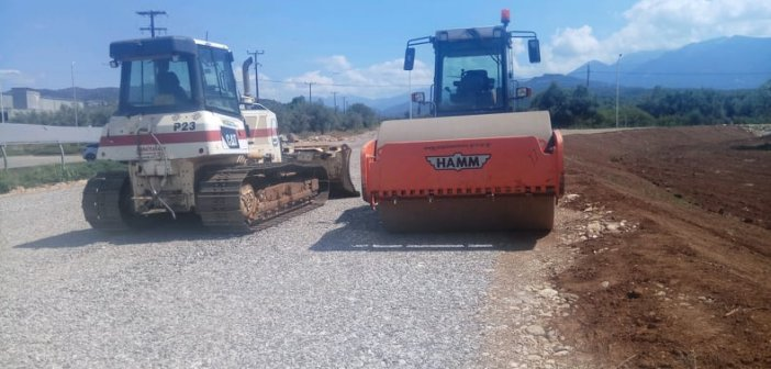 Δρόμος Αγρίνιο – Άγιος Βλάσης! Πρόοδος μετά το restart (ΔΕΙΤΕ ΦΩΤΟ)
