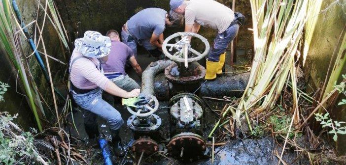 Δήμος Ξηρομέρου: Ο δρόμος εμποδίζει την αντικατάσταση του αγωγού της ύδρευσης