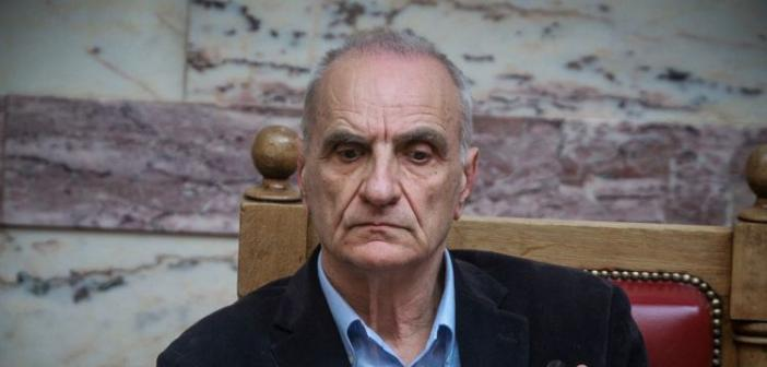 Γιώργος Βαρεμένος: «Συμμορία συνενόχων»