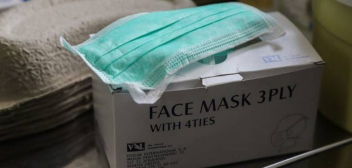 Κορονοϊός – Αγρίνιο: Νέο πρόστιμο σε οδηγό ταξί για μη χρήση μάσκας