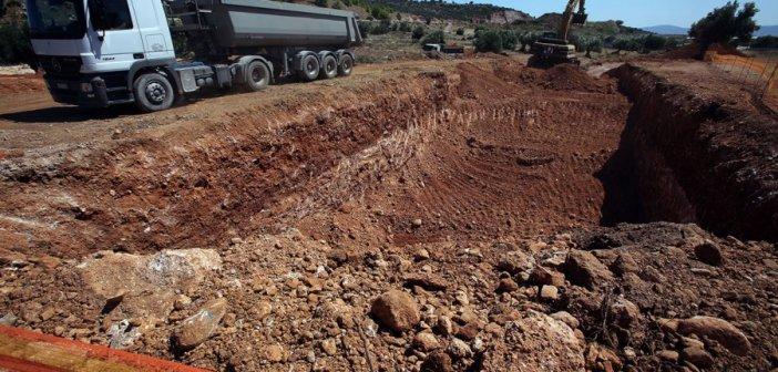 Αντιπλημμυρικά: 16,2 εκατ. ευρώ για έργα στην Αιτωλοακαρνανία από την Περιφέρεια