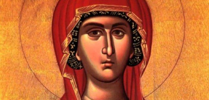 Σήμερα εορτάζει η Αγία Μαρίνα – Η κόρη που νίκησε το διάβολο