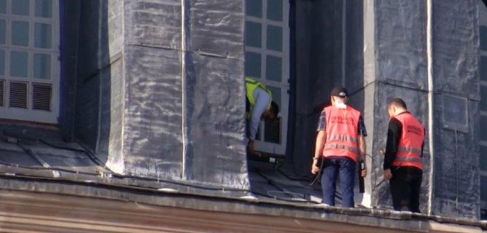 Αγία Σοφία: Ξηλώνουν ό,τι θυμίζει το παρελθόν – Ο Ερντογάν σβήνει την λέξη μουσείο και την μετατρέπει σε τζαμί