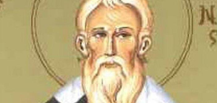 Άγιος Αθηνογένης: Ο επίσκοπος Πηδαχθόης