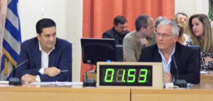 Αγρίνιο: Συνεδριάζει κεκλεισμένων των θυρών το Δημοτικό Συμβούλιο