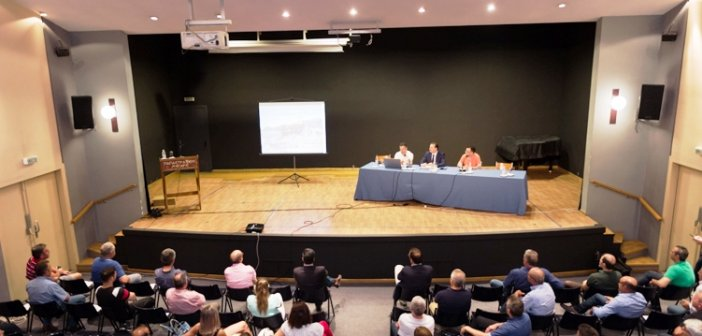 Ένωση Αγρινίου: Το βίντεο της εκδήλωσης για τα φωτοβολταϊκά