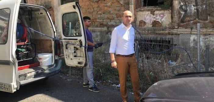 Συνέχιση του προγράμματος μυοκτονιών – απεντομώσεων – κωνωποκτονίας στον Δήμο Αγρινίου (ΦΩΤΟ)