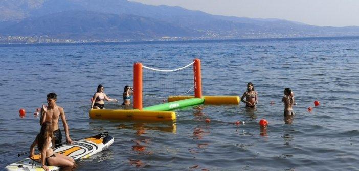 Ναύπακτος: Water Volley στο Γρίμποβο (VIDEO + ΦΩΤΟ)