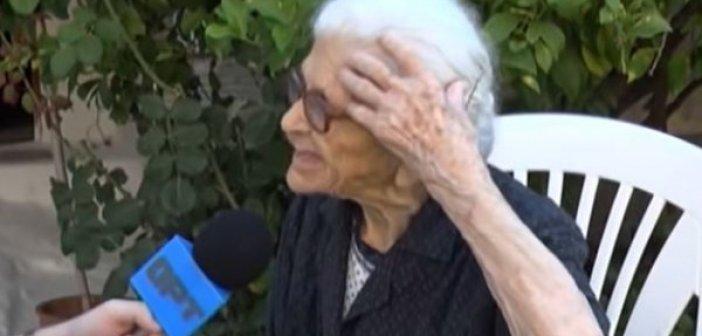 Κρέστενα: Γιαγιά για… Γκίνες – Έγινε 115 ετών (VIDEO)