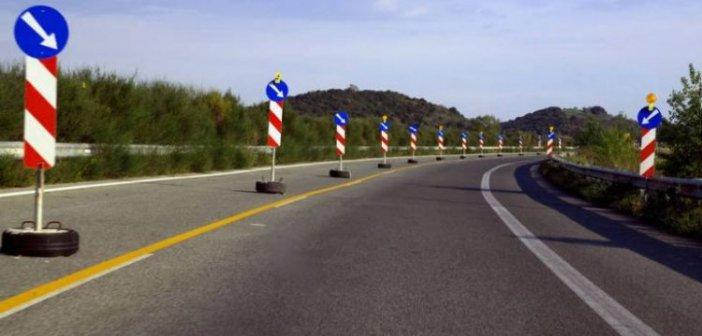 Κυκλοφοριακές ρυθμίσεις στην Ε.Ο. στην περιοχή του Ανοιξιάτικου της Αμφιλοχίας