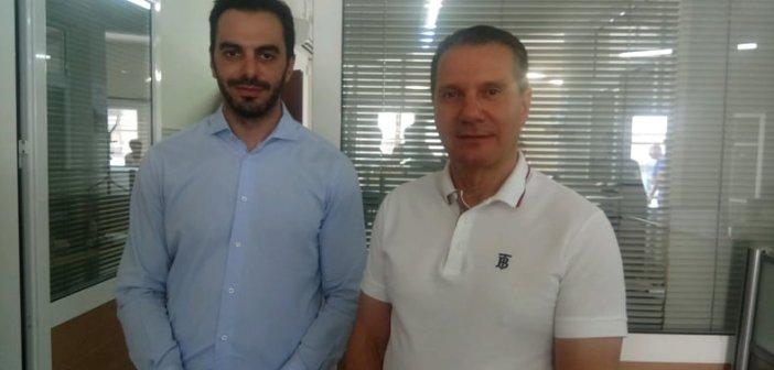Μ. Χριστοδουλάκης από Αγρίνιο: «Μπορούμε να παίξουμε τον ρόλο της σοβαρής, υπεύθυνης και μαχητικής αντιπολίτευσης» (ΦΩΤΟ + VIDEO)