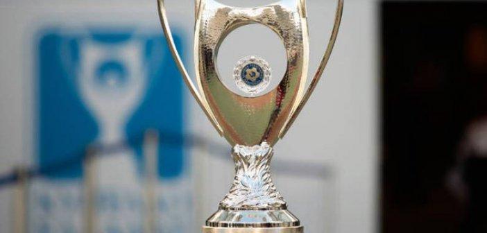 Στις 30 Αυγούστου ο τελικός του Κυπέλλου Ελλάδας