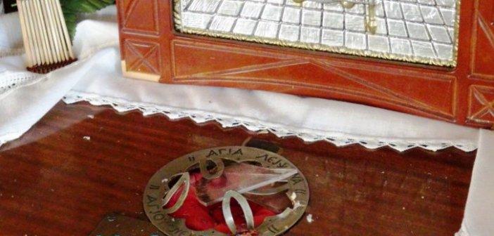 Ναύπακτος: Υποψίες για κύκλωμα πίσω από τη δράση ιερόσυλων στον Άγιο Νεκτάριο