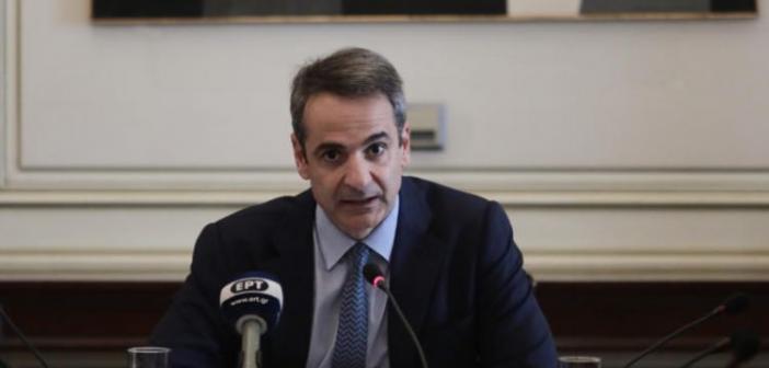 Σύνοδος Κορυφής: Αυστηρές κυρώσεις στη Τουρκία ζήτησε ο Μητσοτάκης από τους 27
