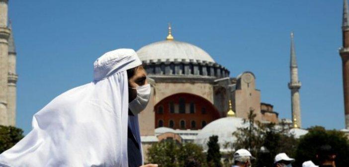 Η Ελλάδα απαντά στην Τουρκία: Παραληρήματα θρησκευτικού και εθνικιστικού φανατισμού