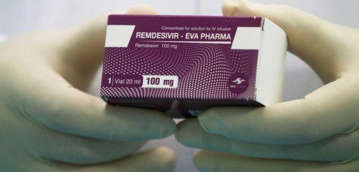 Ρεμδεσιβίρη με την βούλα της Κομισιόν! Άδεια κυκλοφορίας στο φάρμακο κατά του κορονοϊού