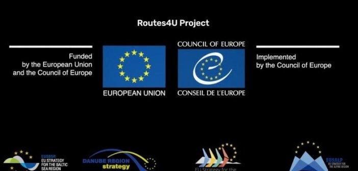 Οι 38 Πολιτιστικές Διαδρομές του Συμβουλίου της Ευρώπης – Μέσα και η Δυτική Ελλάδα
