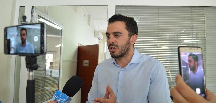 Μανώλης Χριστοδουλάκης: «Η Ένωση Αγρινίου μας δείχνει το δρόμο της πραγματικής ανάπτυξης» (ΦΩΤΟ)