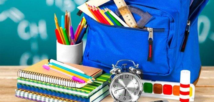 Σύλλογος Πολυτέκνων Αγρινίου: Δωρεάν σχολικά είδη στα «πρωτάκια»